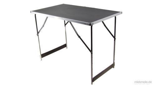 Tapeziertisch Klapp-Tisch Alu Campingtisch