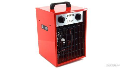 Heizlüfter Heizgebläse 3,3kW Elektro-Heizer