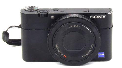 Sony DSC-RX100 Digitalkamera-Verleih Kompakt-Kamera