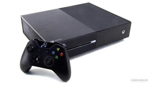 Xbox One Microsoft Spiele-Konsole
