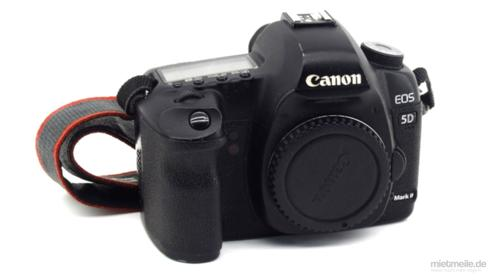 Canon EOS 5D Mark II Spiegelreflex-Kamera DSLR Body