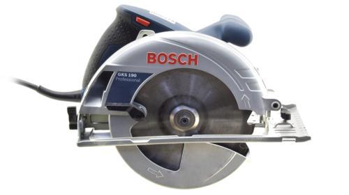 Bosch Profi-Handkreissäge Elektro-Kreissäge