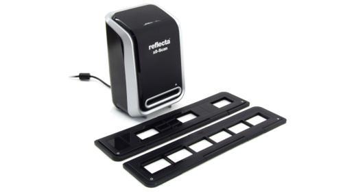 Diascanner Negativscanner Filmscanner Reflecta X8