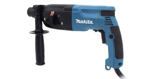 Schlag-Bohrmaschine Meisselhammer Makita HR2450