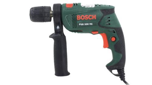 Schlagbohrmaschine Bohrmaschine Bosch PSB 500 RE