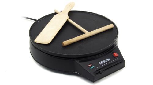 Crepeseisen Crepes-Maker Crepesplatte