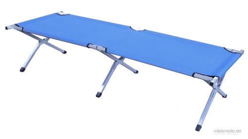Feldbetten Camping-Betten Klapp-Liegen