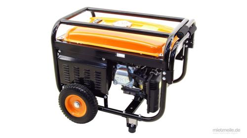 Benzin-Stromerzeuger Strom-Generator Stromaggregat