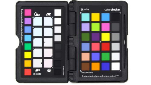 Color Checker Kamerakalibrierung Weißabgleich