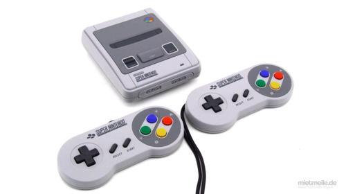 Super Nintendo Classic Mini SNES Konsole