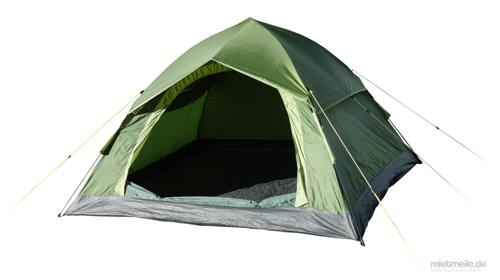 3-Personen Camping Zelt Outdoor Pop Up Wurfzelt