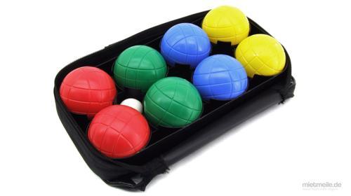 Kinder Boccia Boule Spiel Set