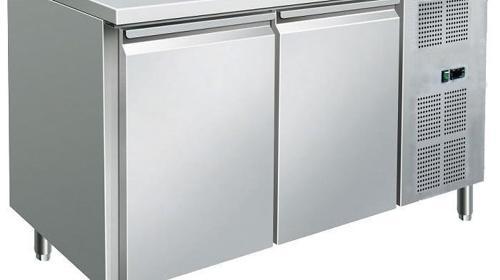 Kühltisch - Arbeitstisch