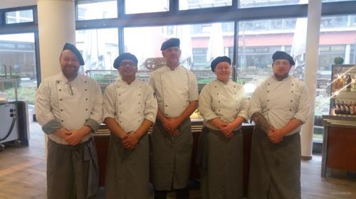 Koch mit Erfahrungen in allen Bereichen der Gastronomie
