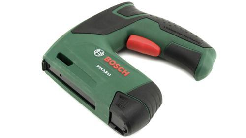 Akku-Tacker Tackermaschine Heftgerät Klammergerät