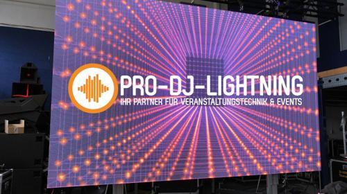 LED Videowall / Videowand mit brillanter Bildqualität - Outdoor oder Indoor, 4,8 mm LED Wand aus LED Modulen - Public Viewings, Partys, Festivals, Clubs, Sportevents, Messen, Bühnenshows, Firmenevents