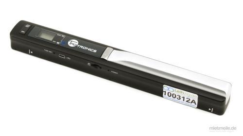 Handscanner Dokumentenscanner Archiv-Scanner A4