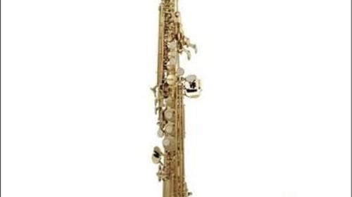 Bb-Sopran-Saxophon gerade Version zur Miete