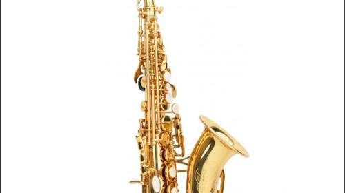 Bb-Sopran-Saxophon gebogene Version zur Miete