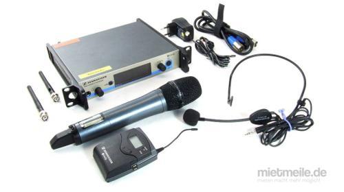Sennheiser Funk-Mikrofon EW 500 G3 Set