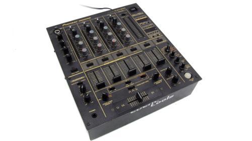 Pioneer DJM-600 4-Kanal Mischpult DJ-Mixer