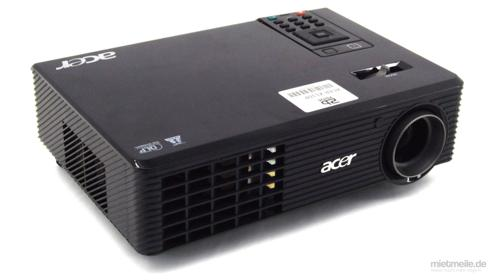Beamer Acer X110P DLP-Projektor 3D