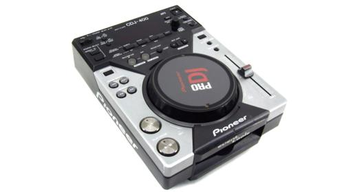 Pioneer CDJ-400 Media-Player CD USB