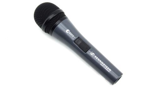 Mikrofon Sennheiser Gesangsmikrofon e 825 S