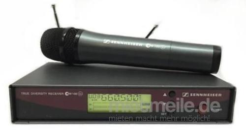 Sennheiser EW 100 G2 Funkmikrofon Hand-Mikrofon