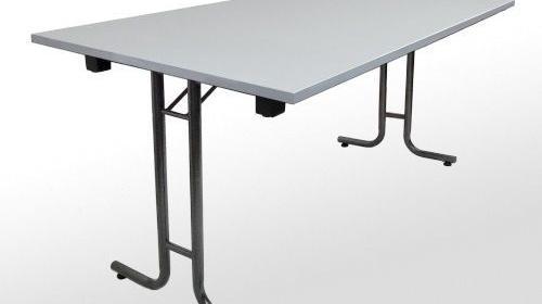 Banketttisch / Konferenztisch rechteckig 120x60cm