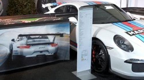 Carrerabahn Porsche GT3 Rennbahn, Rennauto mieten, leihen, Vermietung, Verleih