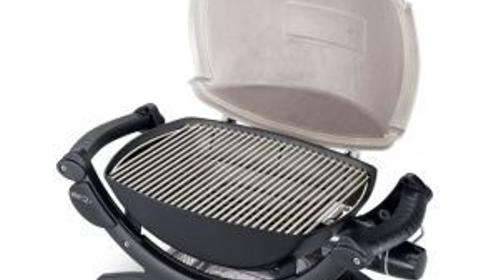 Tischgrill Gas - Grill - Gasgrill - Partygrill - Terrassengrill - Campinggrill 33 x 43 cm