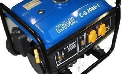 Stromgenerator CMI C-G 2000-1