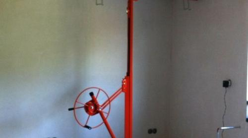 Plattenheber Montagehilfe Rigipsplattenheber Deckenmontage