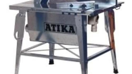 Atika Baukreissäge  ABK 400 - Anschluß - Starkstrom 360 Volt