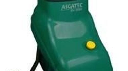 Elektrohäcksler 2.500 W - geeignet bis Aststärke 40 mm