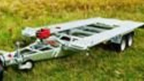 Tequila PKW Transporter Autotransporter kippbar - 3000 kg gebremst / 100 km/h