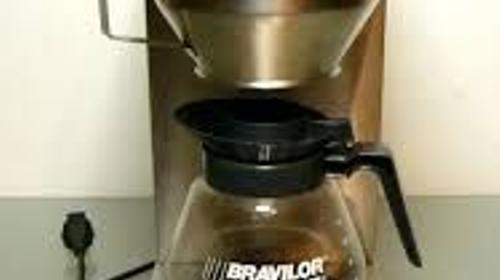Industrie Kaffeemaschine Kaffeeautomat Bravilor Bonamat Typ Mondo 2 Vermietung