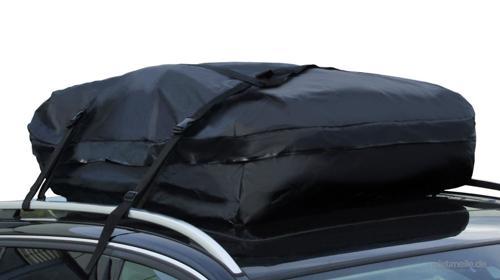 Dachbox 425 L XL Dach-Tasche faltbar mieten aus-leihen Verleih
