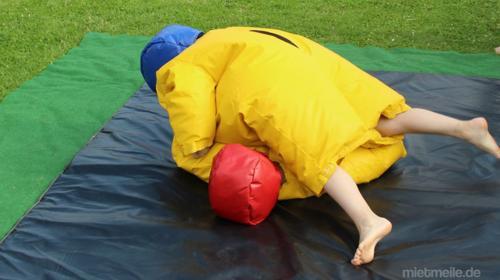 Sumo Ringen für Kinder / Kinderfest / Sportfest