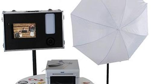 "Photo Booth ""Selfie-Box"""
