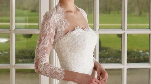 Brautkleid spanische Mode