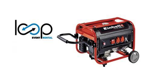 Stromaggregat / Stromerzeuger / Gernerator 3100 W