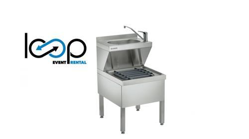 Gastro Waschbecken (stehend) //Handwaschbecken // Catering