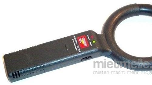 Hand- Metalldetektor