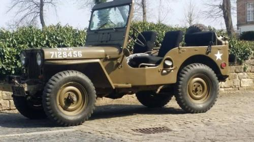 Willy's Jeep M38