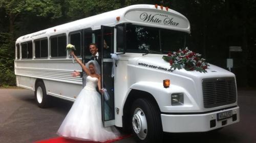 Partybusse & Limousinen für ganz NRW