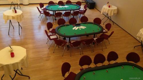 Poker Tisch - Pokerturnier