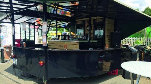 Bierwagen günstig mieten | Werbefrei | Verleih | Schankwagen, Verkaufsstand, Mobile Bar, Getränkewagen