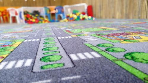 Mal-Ecke / Lego-Ecke Kinderanimation